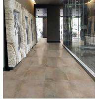 China Cement Look 600 By 600 Floor Tiles 2 Cm Thickness Easy Maintenance on sale