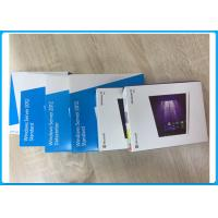 FQC-08788 Microsoft Windows 10 key code Pro Software USB 3.0 32 / 64 Bit Full Version Manufactures