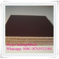 High Quality Film Faced Plywood with Cheap Price for Building Manufactures