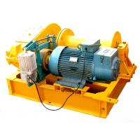 Yuantai Easy Operated 10-100Kn Jkd Electric Winch Block With Imported Electrical Part Manufactures