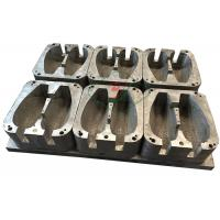 Customized Design Pulp Mold Aluminum Shoe Tree / Shoe Insert Pulp Mould Manufactures