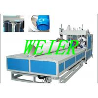 PVC pipe belling machine of plastic auxiliary equipment with CE Manufactures