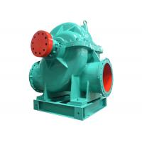 Industrial Horizontal Split Case Pump Double Suction Centrifugal Pump Single Stage Manufactures
