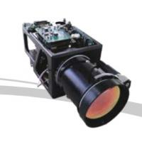 Miniature Airbore Thermal Security Camera Mwir Cooled With High Resolution Manufactures