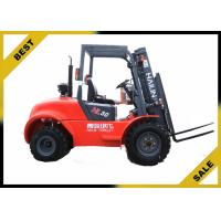 China 4 Wheels 3 Ton Electric Forklift Battery Operated Hydraulic Lifting Truck on sale