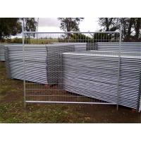 Temporary Fencing 2.4 x 2.1M 10 Panels Only Building Construction Site Manufactures