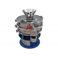 Circular Vibrating Screen Filter Rotary Vibrating Screen For Pollen Sieving Manufactures