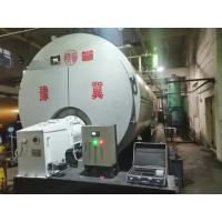 WNS Series 8 Tons High Efficiency Oil Boiler Diesel Fired Water Tube Structure Manufactures