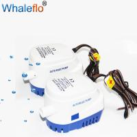 China Whaleflo  Submersible Auto Bilge Pumps With Built-in Floating Switch DC 12V 750GPH on sale