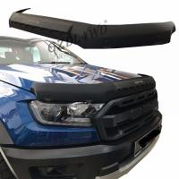 China OEM 4x4 Pickup Accessories ABS Black Bonnet Protecotors For Ford Ranger T7 T8 2016-2020 on sale