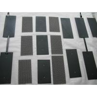 Titanium anodes for electrowinning Manufactures