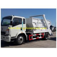 City Cleaning Waste Management Garbage Truck  4x2 12 to 14 CBM Manufactures
