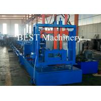 China C 80-300 CZ Channel Steel Framing Roll Forming Machine 1.6-3.0mm Thickness on sale