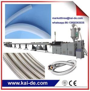 Flexible PEX braided plumbing hose making machine/flexible shower hose making machine Manufactures