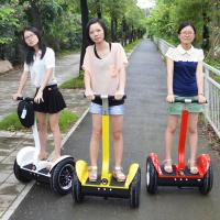 China Self Balancing Segway Two Wheel Scooter / Child Segway Scooter Lithium Battery on sale