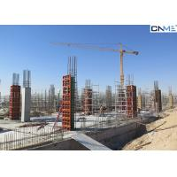 65 Steel Frame Concrete Column Formwork Systems Easy Operation C-SF65 Manufactures