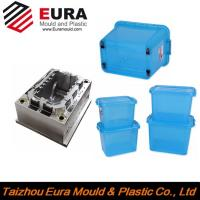 new design good quality plastic box mould storage box mould with low price Manufactures