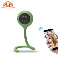 H264 CE FCC Smart Home IP Camera With WiFi To Mornit Children And Old People Manufactures
