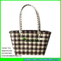 LUDA small fashion pp woven straw bag for kids Manufactures