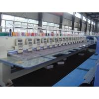 China Original Multi Color Embroidery Machine , Large Embroidery Machine 18 Heads With LCD Screen on sale