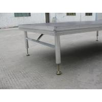 Portable Folding Stage For Outdoor Event 1000mm X 2000mm Aluminum Stage Platforms Manufactures