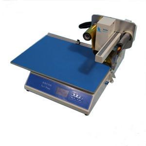 Digital foil stamping printer gold aluminum uni digital foil printer golden foil printer for sale Manufactures