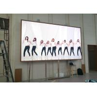 P5.95 Indoor Led Video Walls Panels , Full Color LED Display Fixed Installation Manufactures