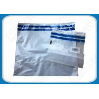 50 - 80 Micron Plastic Security Tamper Evident Bags ( STEB ) For Coins And Documents Manufactures