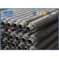 TUV Certified High Efficient Boiler Parts , Carbon Steel Compact Structure Boiler Fin Manufactures