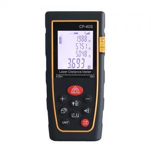 Effective Digital Laser Distance Measurer With Water Level , 0.05-100m Range Manufactures