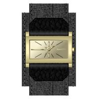 China Rectangle Unisex Woman's Wrist Watch , 2 Layer Dial Fashionable Watches For Women on sale