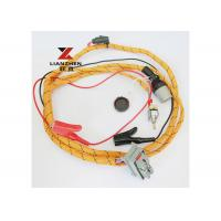 CAT Engine Wiring Harness / Caterpillar Engine Parts C6.4 With PVC Nylon Line Manufactures