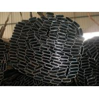 China Circle / Square / Rectangle / Ellipse galvanized, oiled, black Welded Steel Pipes / Pipe on sale