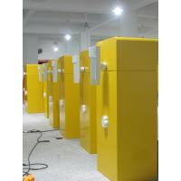 China Traffic yellow boom barrier gate for parking access control wholesale