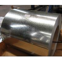 China Prepainted Hot Dipped Galvanized Steel Coils DX51 SPCC Grade For Boiler Plate on sale