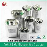 China kinds of CBB65 Capacitor Series for Air Conditioner 20uf 20mfd 250V 370V 450V on sale