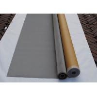 Quality Extremely High Stretching Reserves Stainless Steel Screen Printing Mesh 325 Inch for sale