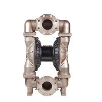 Quality QBY 50 air operated double diaphragm pump for alumina powder transportation for sale