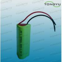 5/4AAA NiMh Rechargeable Battery Pack 900mAh 3.6V for Portable Audio Devices Manufactures