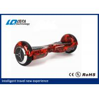 Standing 700 Watts 10 Inch Smart Balance Scooter With ABS And PC Material Manufactures