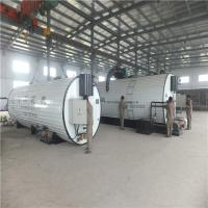 China Carbon Steel Bitumen Storage Tank , Easy Transfer Asphalt Heating Machine on sale