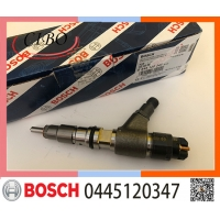 China Original new diesel fuel injector 0445120347,0445120348 for common rail injector 371-3974 on sale