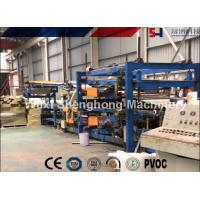 40mm thickness of rock wool panel making Machine with good quality for sale Manufactures