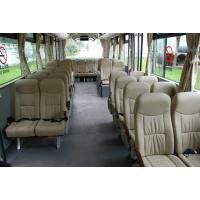 China Small Turning Radius Vip Airport Shuttle Airport Transfer Coach 10*2.7m*3m on sale