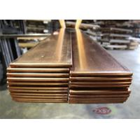 Quality Cupronickel Nickel ASTM ASME Copper Rods , Copper Round Bar for sale