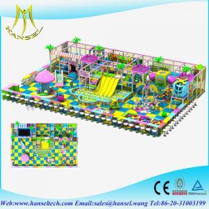 China Hansel indoor playground for kids dubai children's play mazes on sale