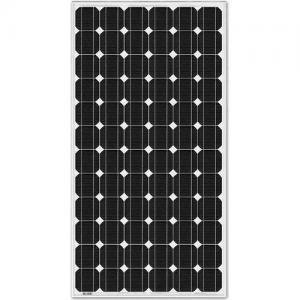 China 180W mono crystal silicon solar panel on sale