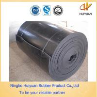 chemical resistant rubber conveyor belt with good physical properties Manufactures