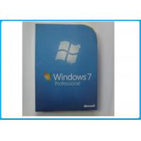 Quality PC Windows 7 Pro Retail Box Microsoft windows 7 professional full version for sale