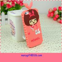 China hot silicone mobile cover on sale